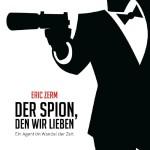 James Bond-Buch groß