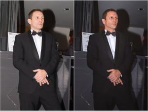 James Bond Vorher-Nachher